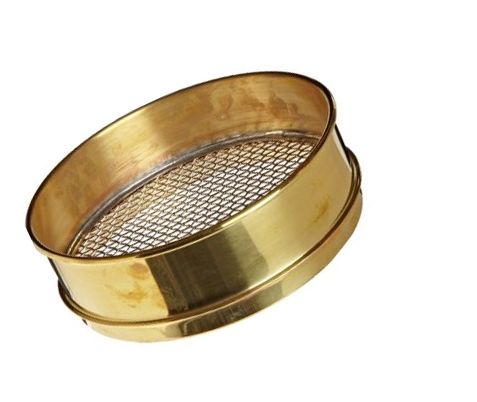 "CSC 8"" Brass ASTM Sieve 250 micron or #60"