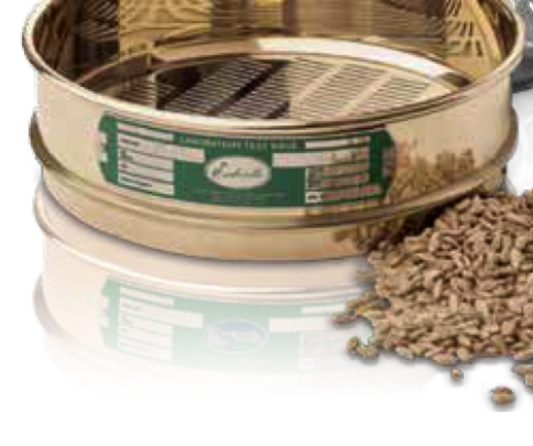 "CSC 8"" Brass ASTM Sieve 850 micron or #20"