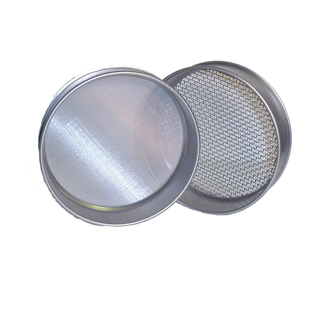 "CSC 8"" Stainless Steel Sieve 125 micron or #120"