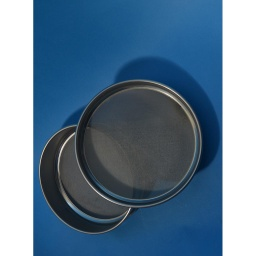 "[A008SAW.106H] CSC 8"" Stainless Steel Half-Height Sieve 106 micron or #140"