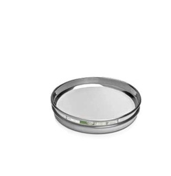 "[A008SAW.850H] CSC 8"" Stainless Steel Half-Height Sieve 850 micron or #20"