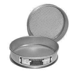 "[A008SAW13.2] CSC 8"" Stainless Steel Sieve 13.2mm or 0.530"""